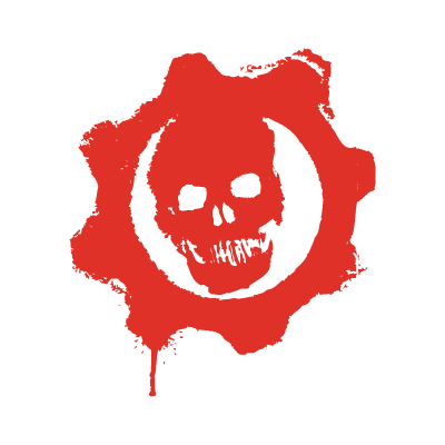 Gears of War vector logo