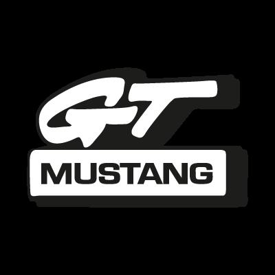 Mustang GT vector logo