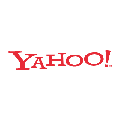 Yahoo Red vector logo