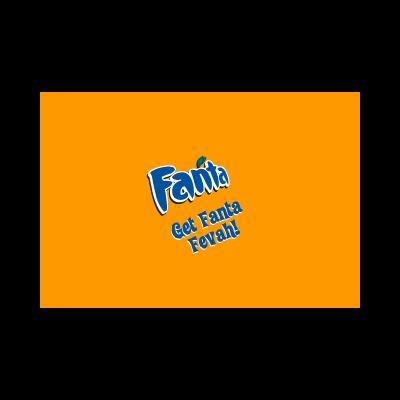 Fanta - get fanta logo vector