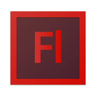 Flash CS6 vector logo