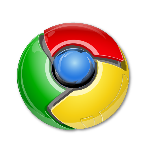 Google Chrome Icon vector-01