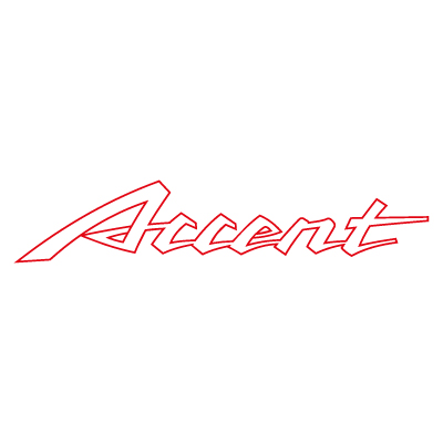 Accent Auto logo vector - Logo Accent Auto download