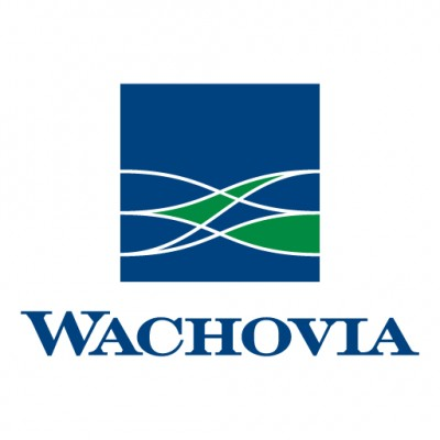 Wachovia logo vector download